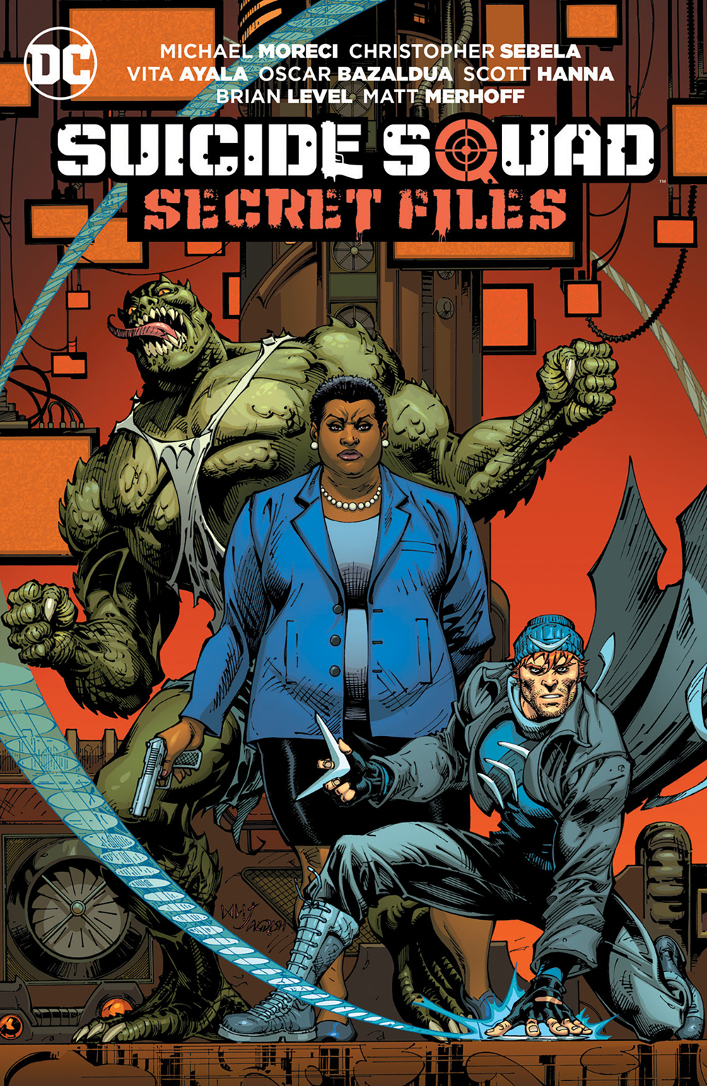 SUICIDE SQUAD SECRET FILES TP