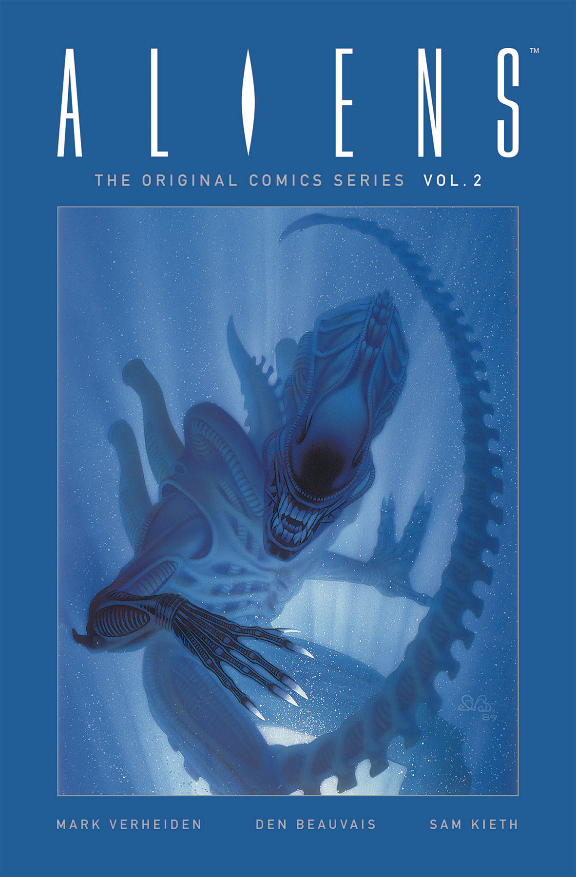 ALIENS ORIGINAL COMICS SERIES HC VOL 02