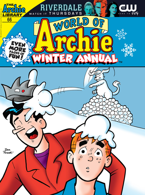 WORLD OF ARCHIE WINTER ANNUAL DIGEST #66