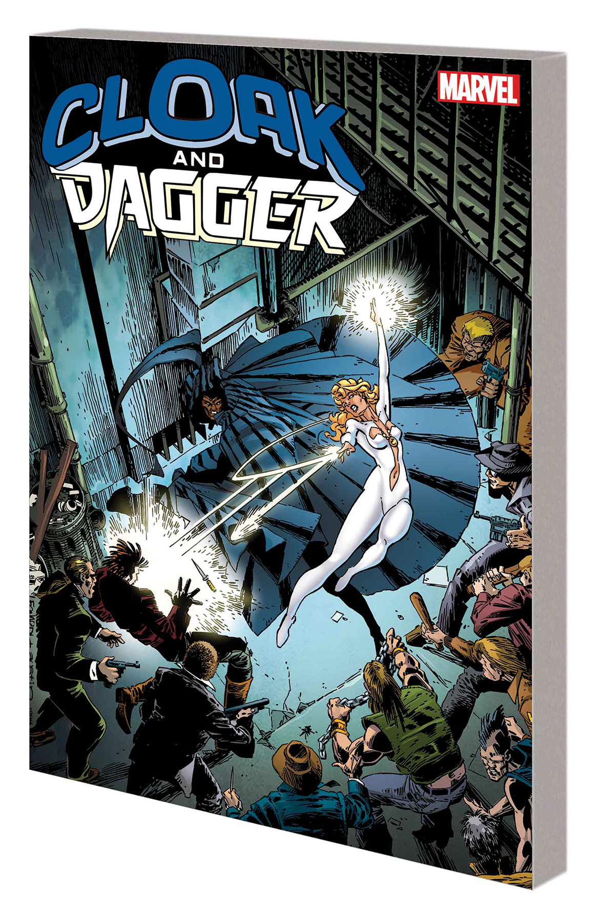 CLOAK AND DAGGER TP LOST AND FOUND