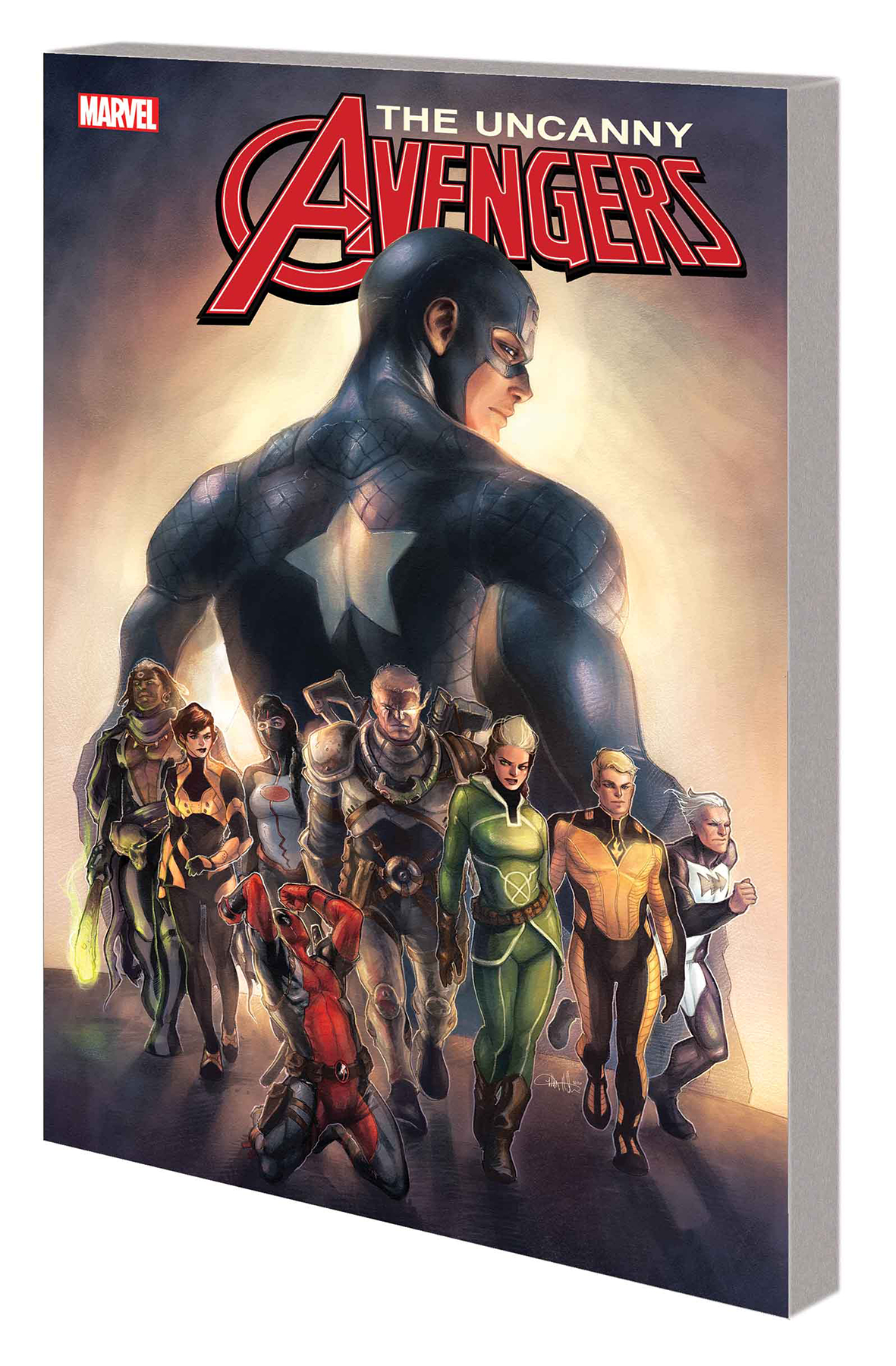 UNCANNY AVENGERS UNITY TP VOL 03 CIVIL WAR II
