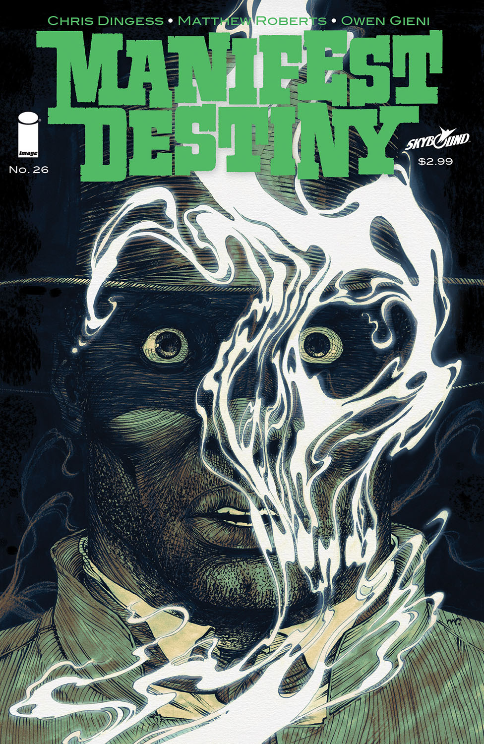 MANIFEST DESTINY #26 (MR)