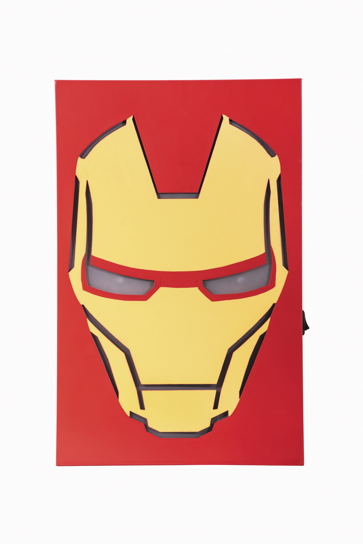 SEP168739 - MARVEL IRON MAN LED LIGHT UP BOX ART - Previews World