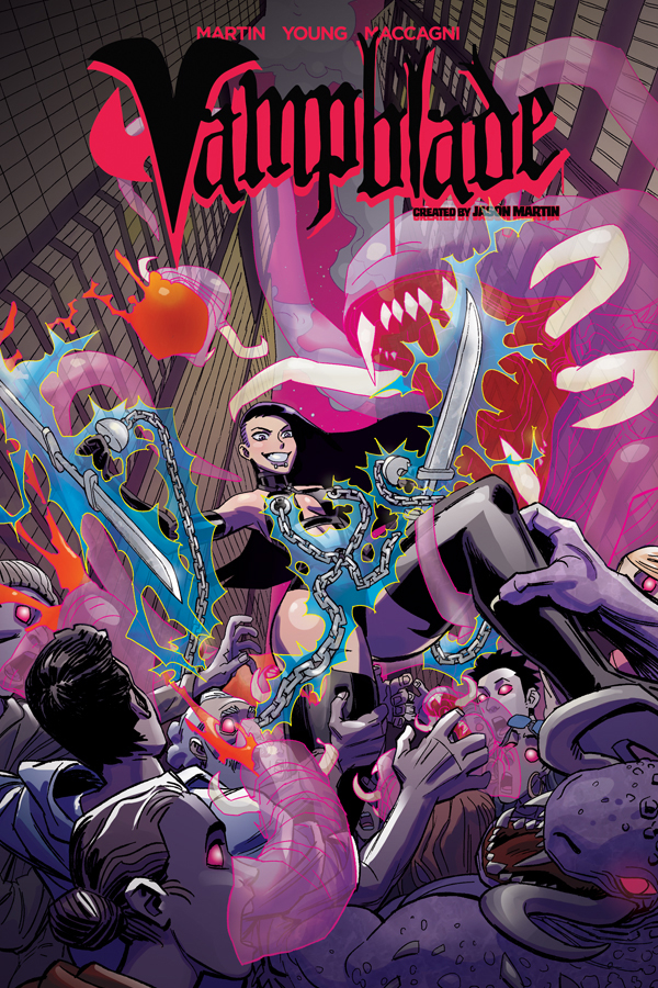 VAMPBLADE TP VOL 03 (MR)