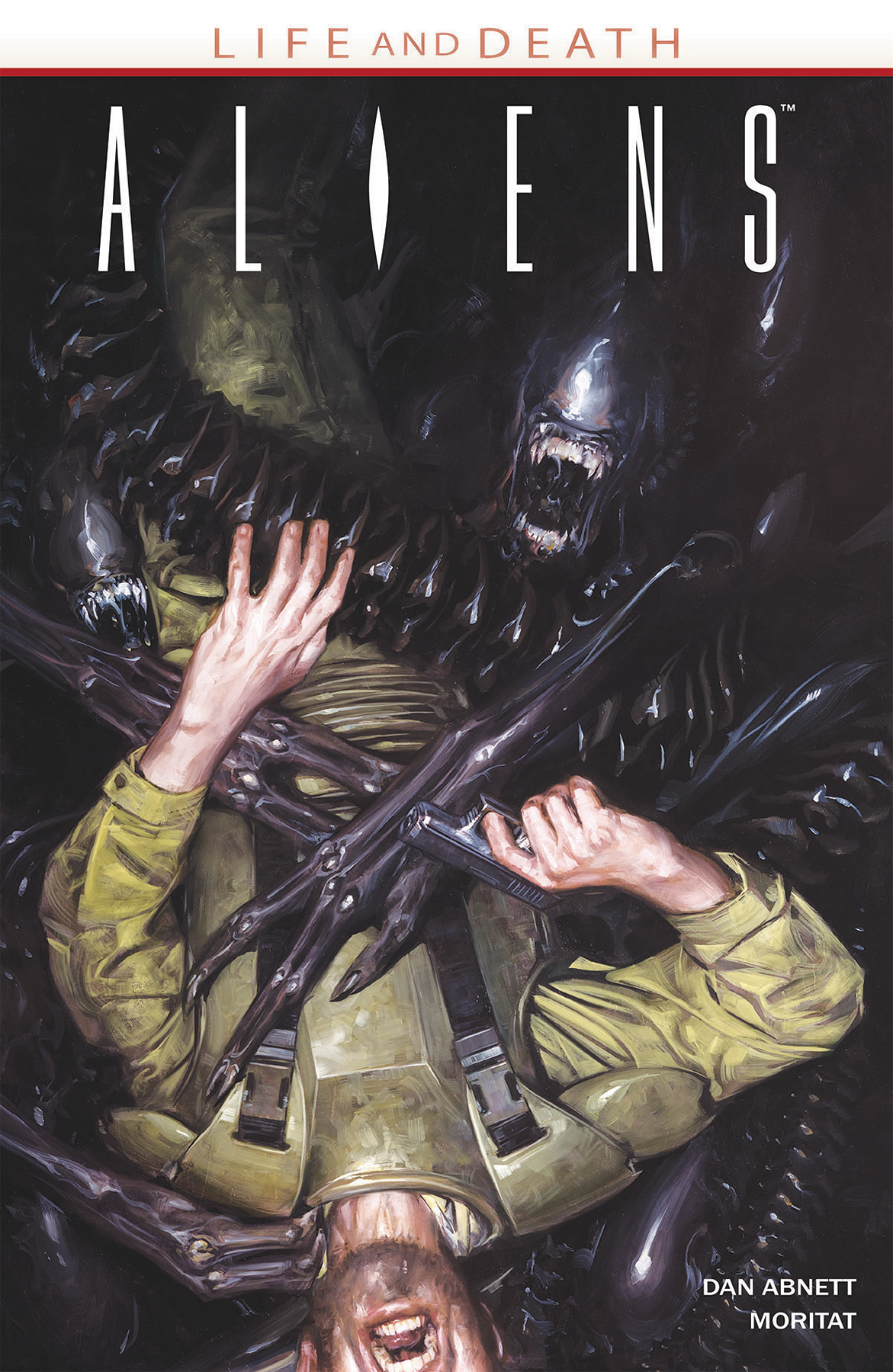 ALIENS LIFE AND DEATH TP (DEC160108)