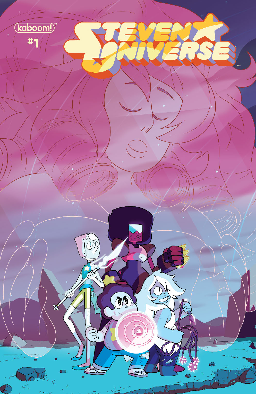 STEVEN UNIVERSE ONGOING #1 SUBSCRIPTION SYGH CVR