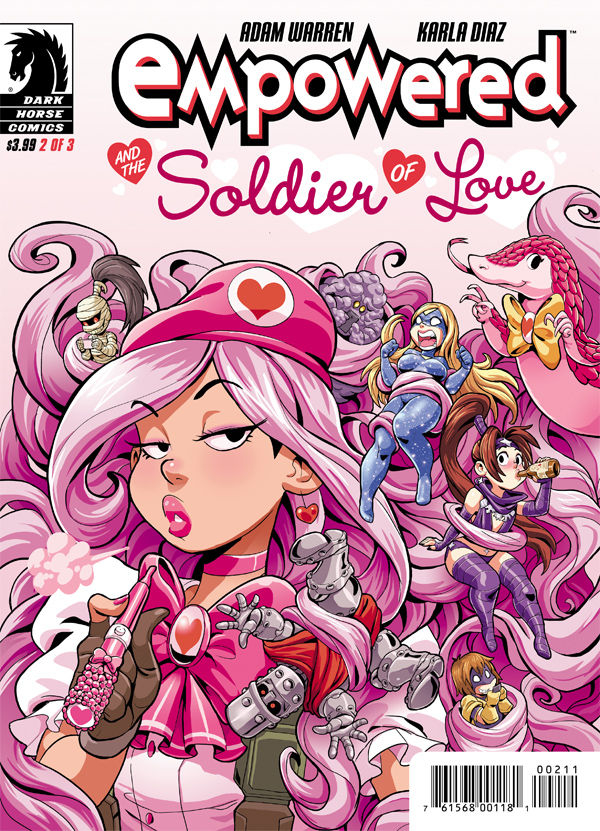 EMPOWERED SOLDIER OF LOVE #2