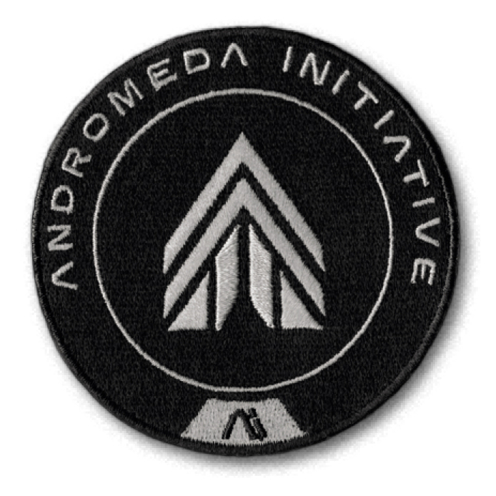 MASS EFFECT ANDROMEDA APEX EMBROIDERED PATCH