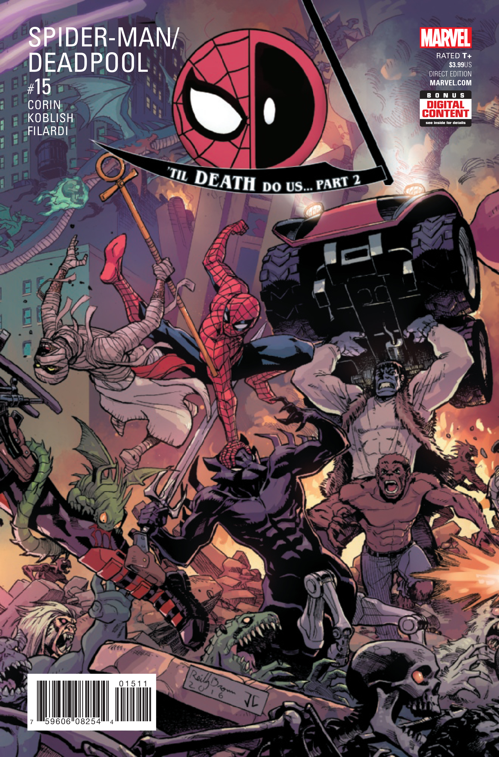 SPIDER-MAN DEADPOOL #15