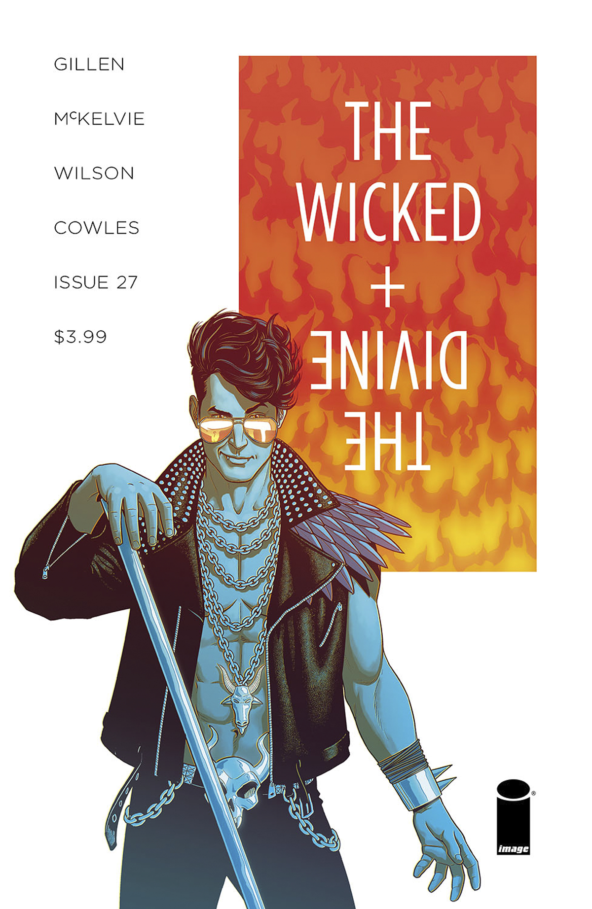 WICKED & DIVINE #27 CVR A MCKELVIE & WILSON (MR)