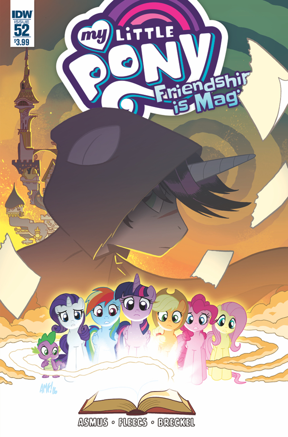 MY LITTLE PONY FRIENDSHIP IS MAGIC #52