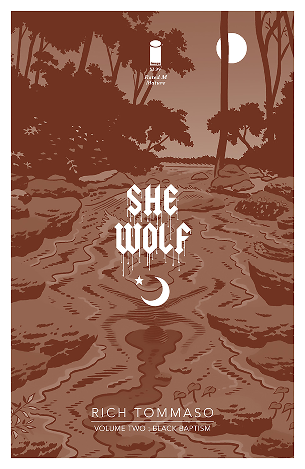 SHE WOLF TP VOL 02