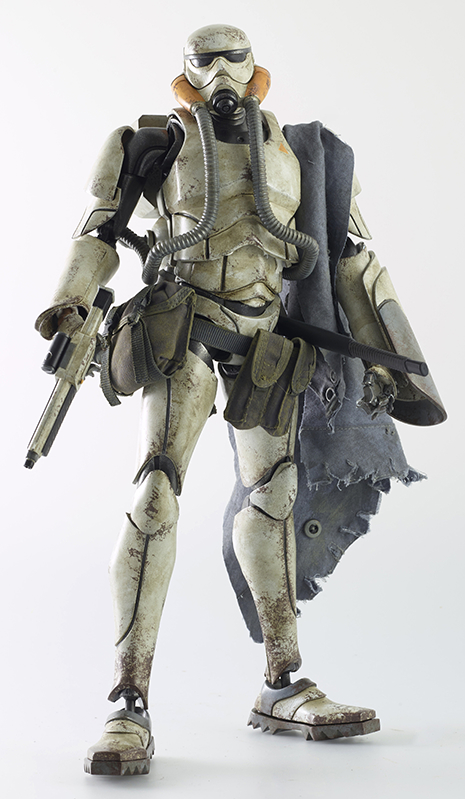 SHOWA TK TROOPER ARID PATROL 1/6 SCALE FIG