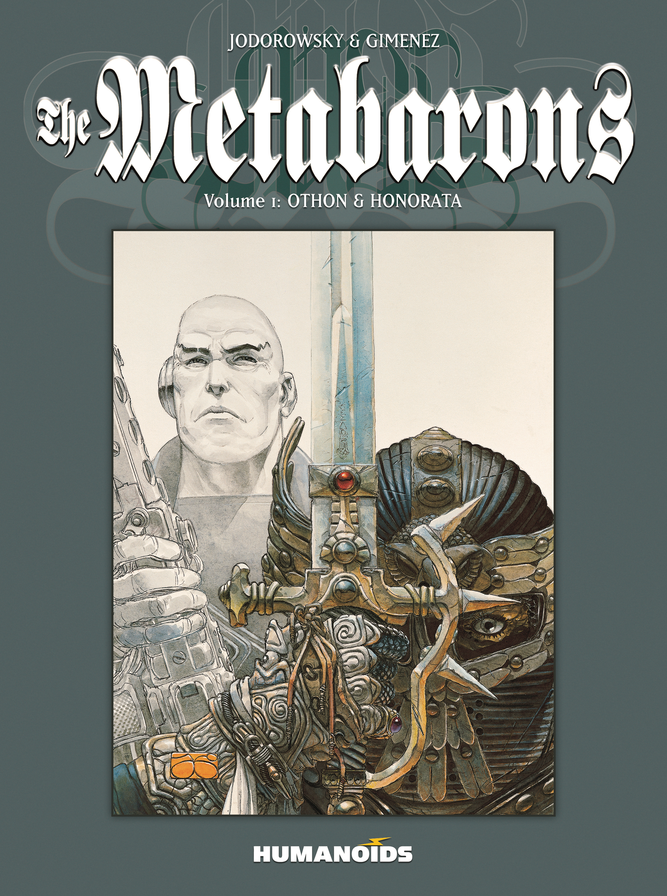 METABARONS GN VOL 01 (OF 4) OTHON AND HONORATA