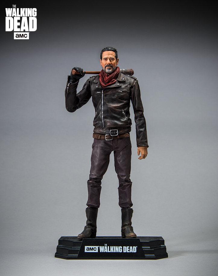 WALKING DEAD TV NEGAN 7IN AF CS