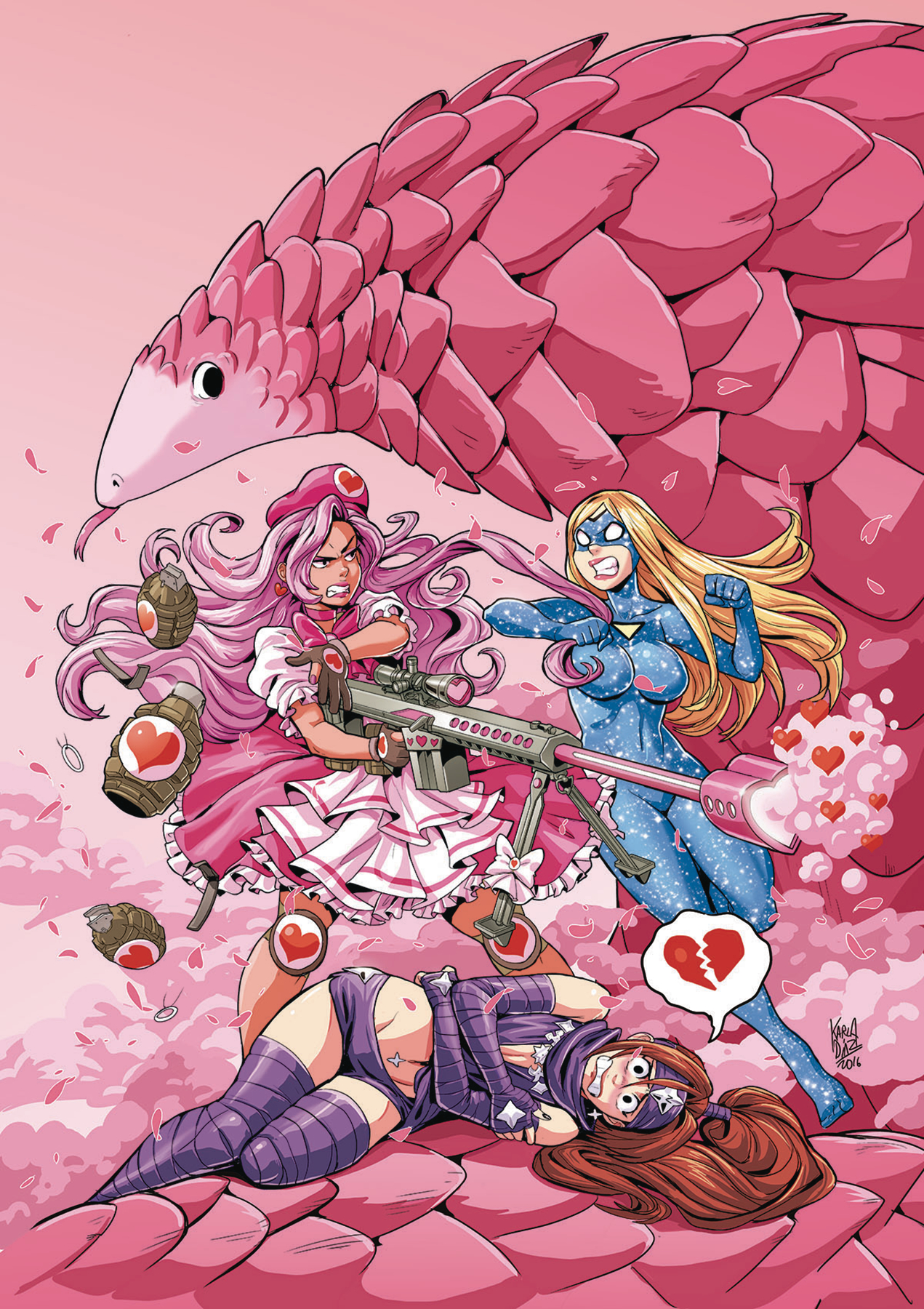 EMPOWERED SOLDIER OF LOVE #3
