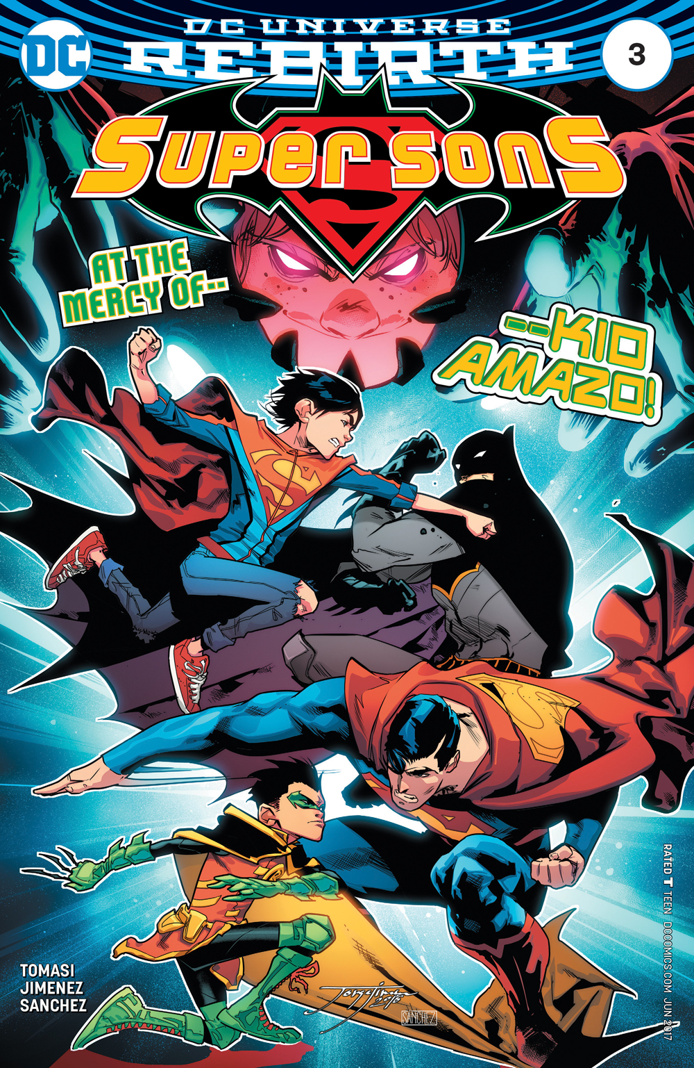 SUPER SONS #3