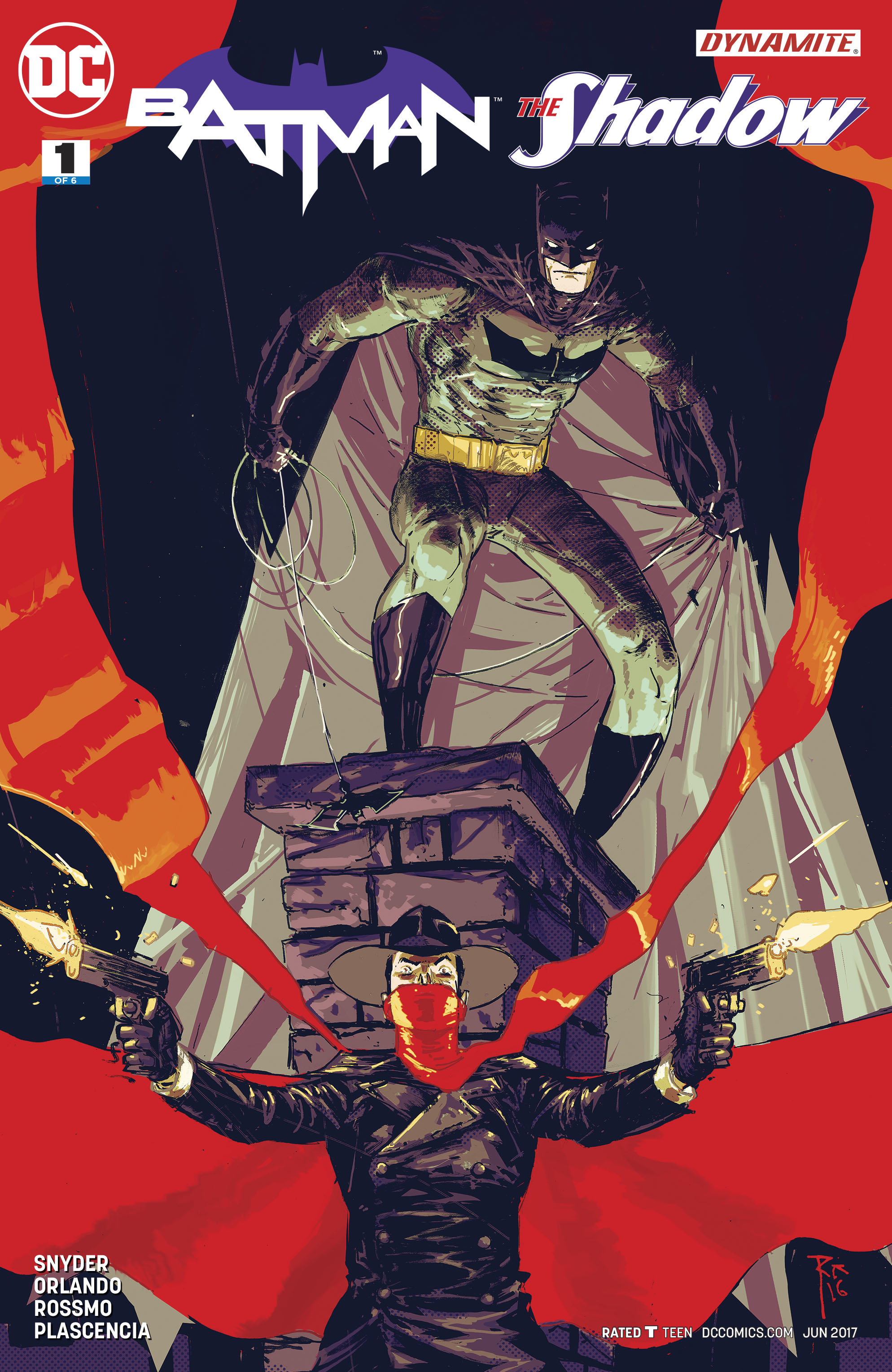 BATMAN THE SHADOW #1