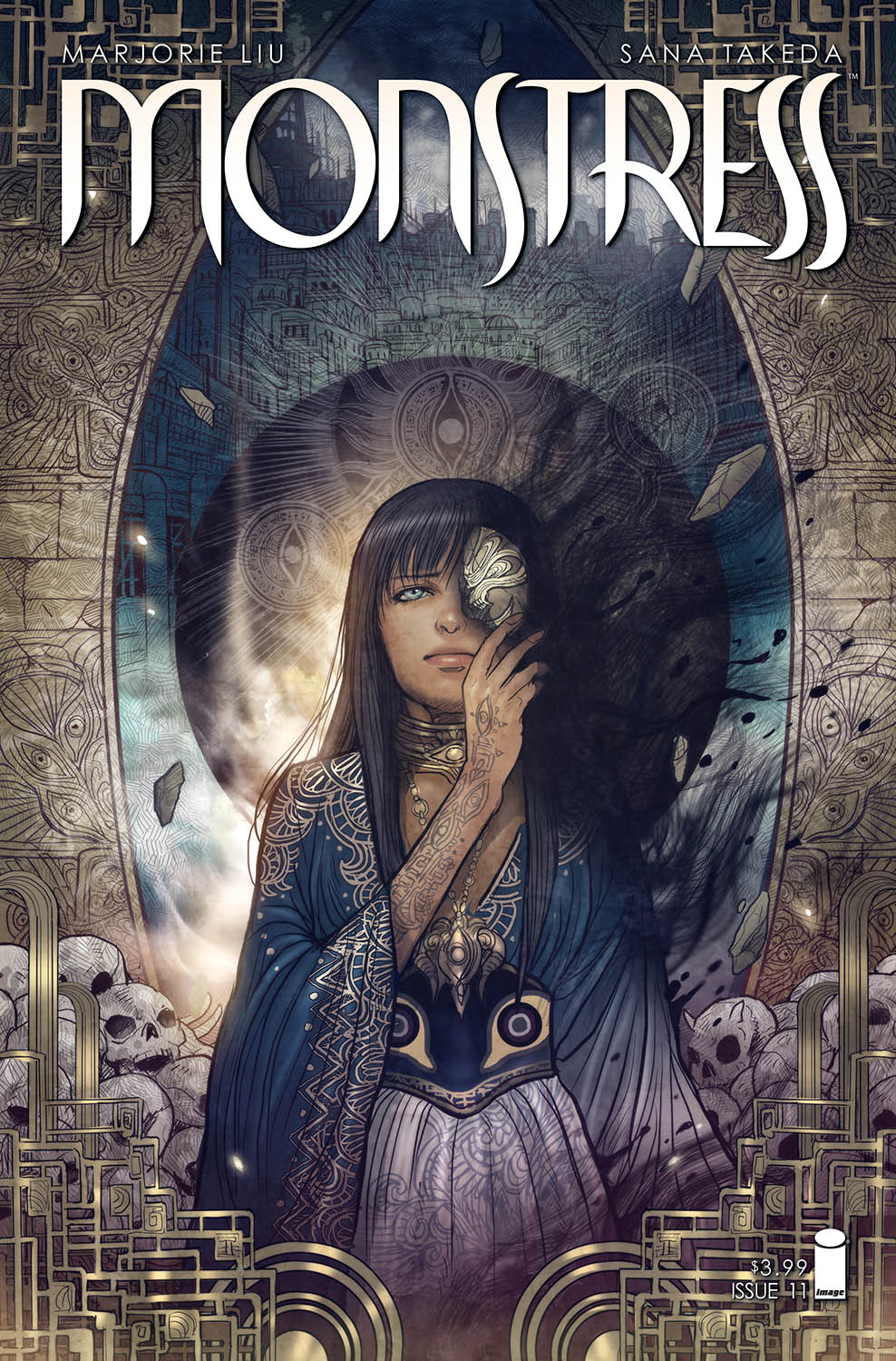 MONSTRESS #12 (MR)
