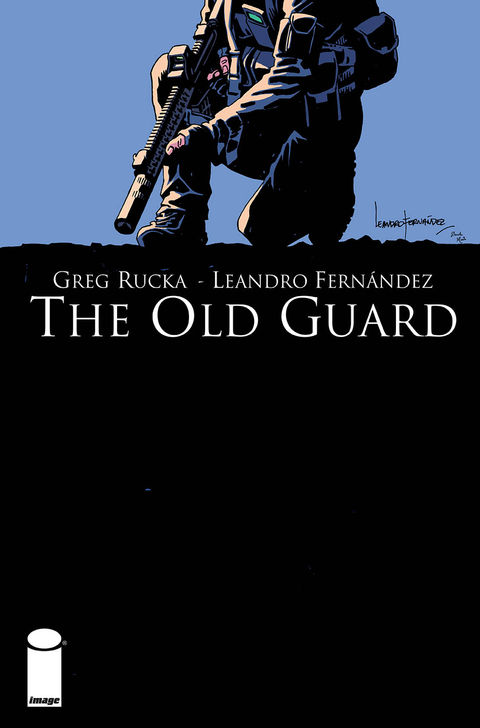OLD GUARD #3