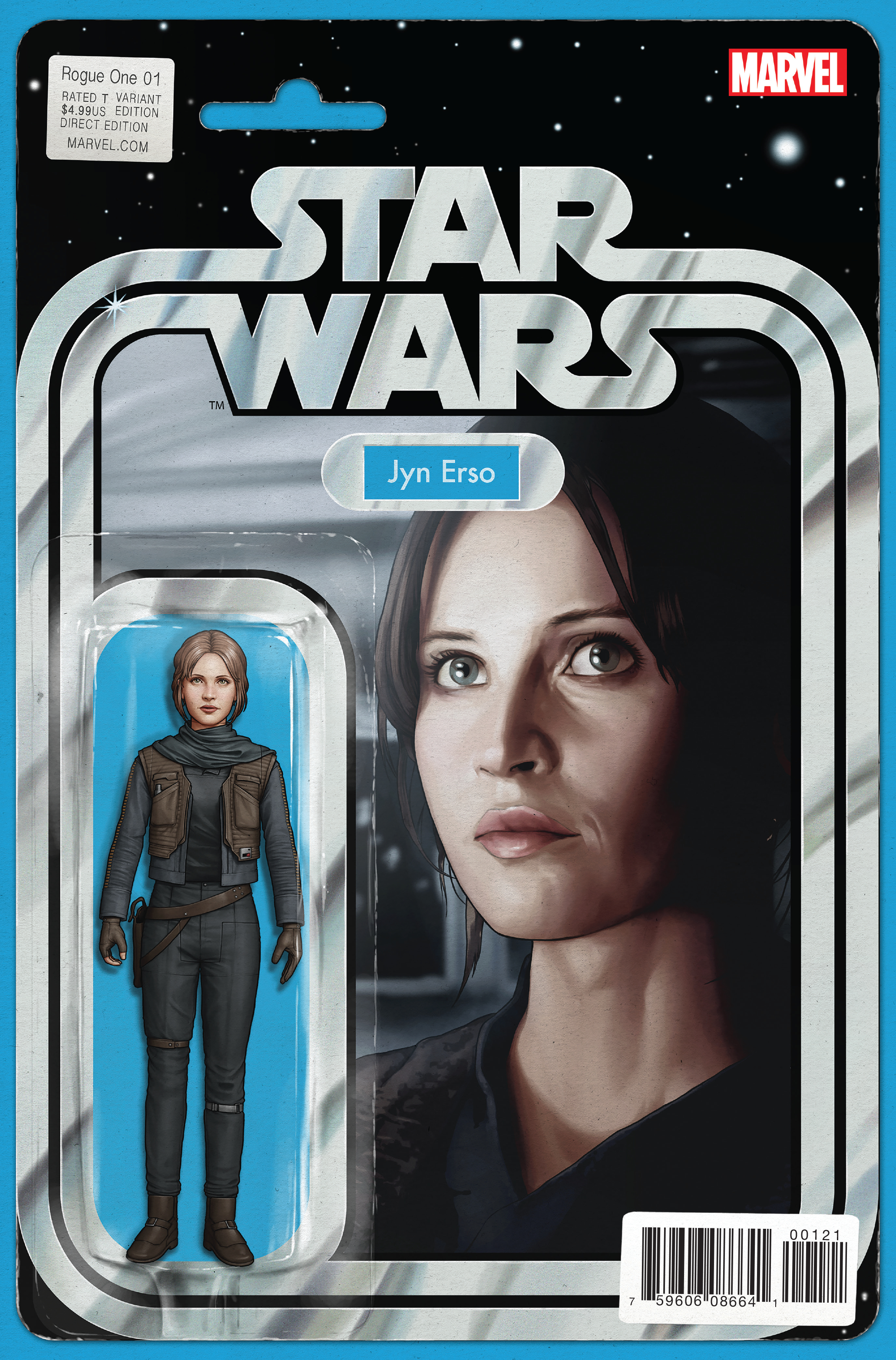 STAR WARS ROGUE ONE ADAPTATION #1 (OF 6) CHRISTOPHER ACTION