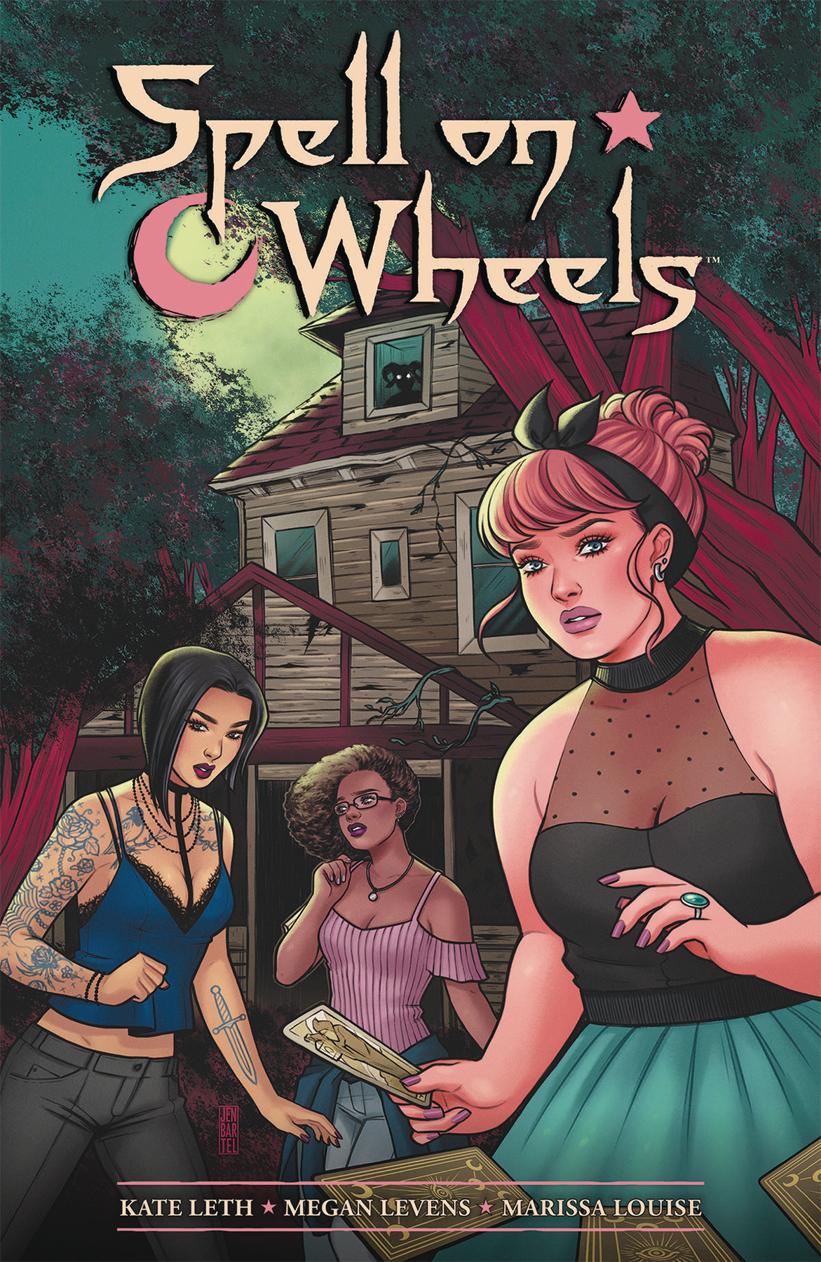 SPELL ON WHEELS TP (FEB170069)