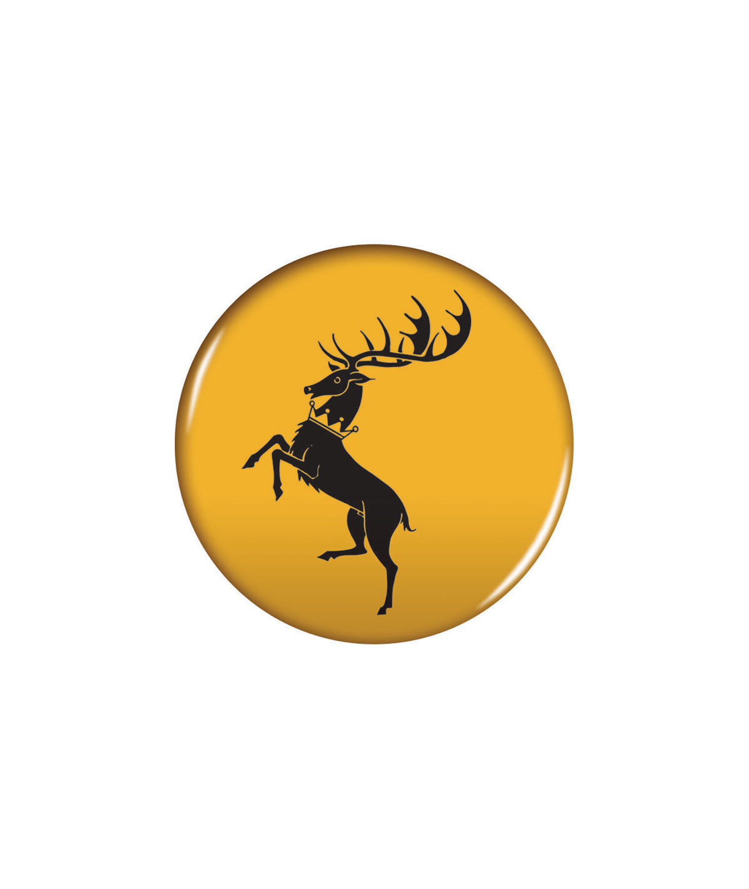 GAME OF THRONES MAGNET 2.25 IN BARATHEON