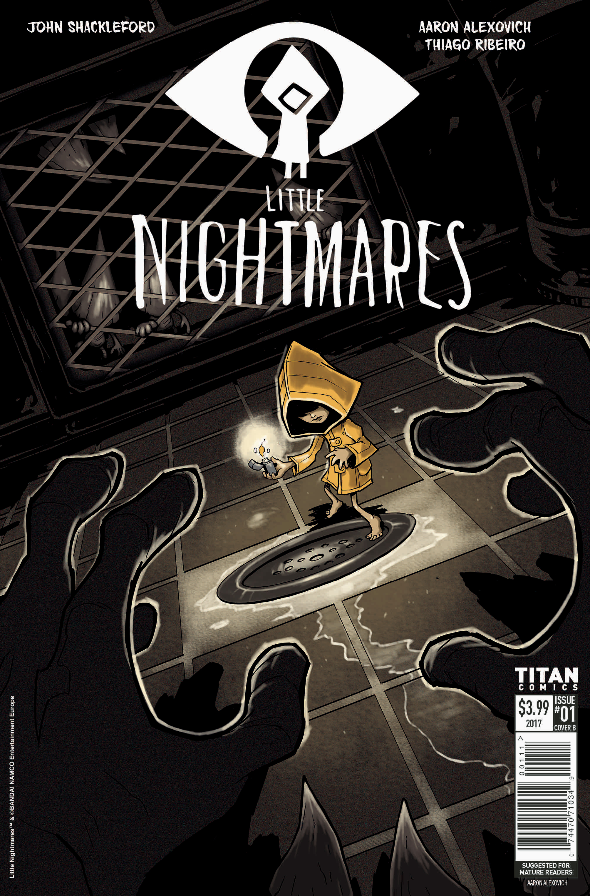LITTLE NIGHTMARES #1