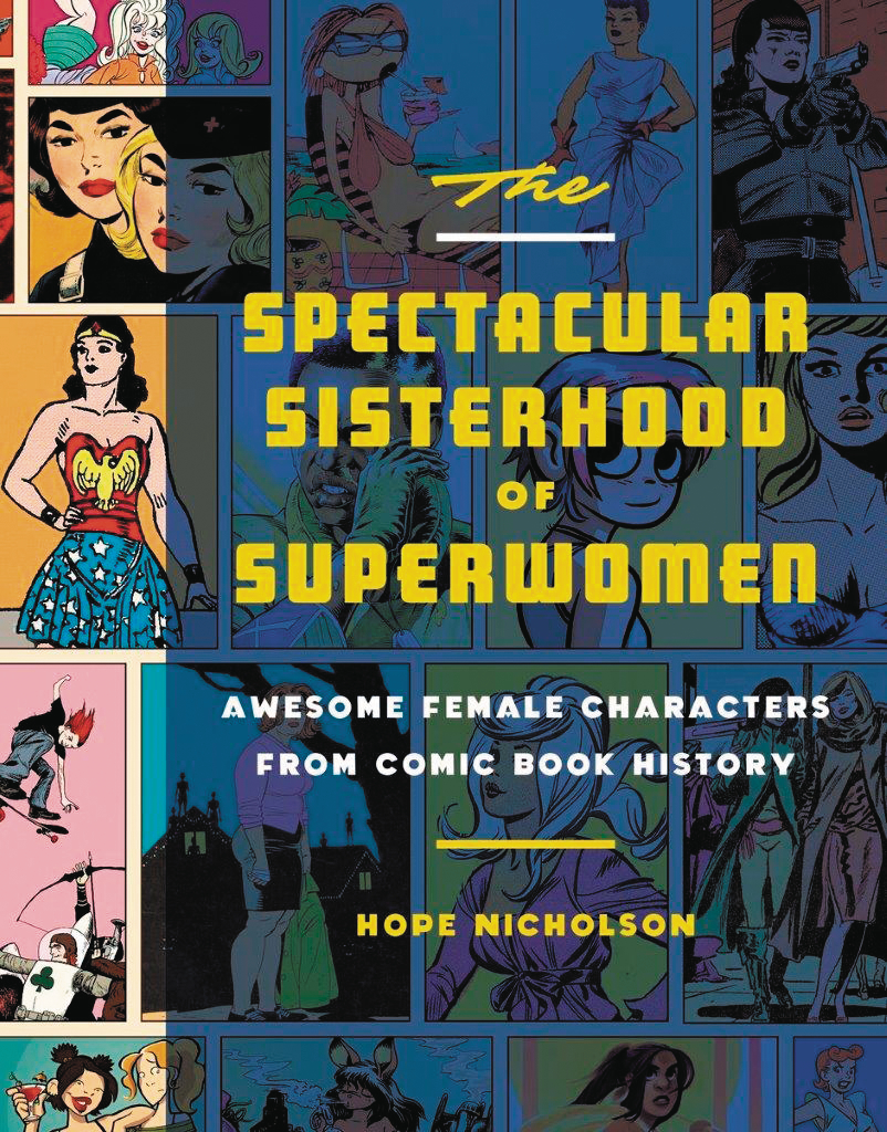 SPECTACULAR SISTERHOOD OF SUPERWOMEN HC