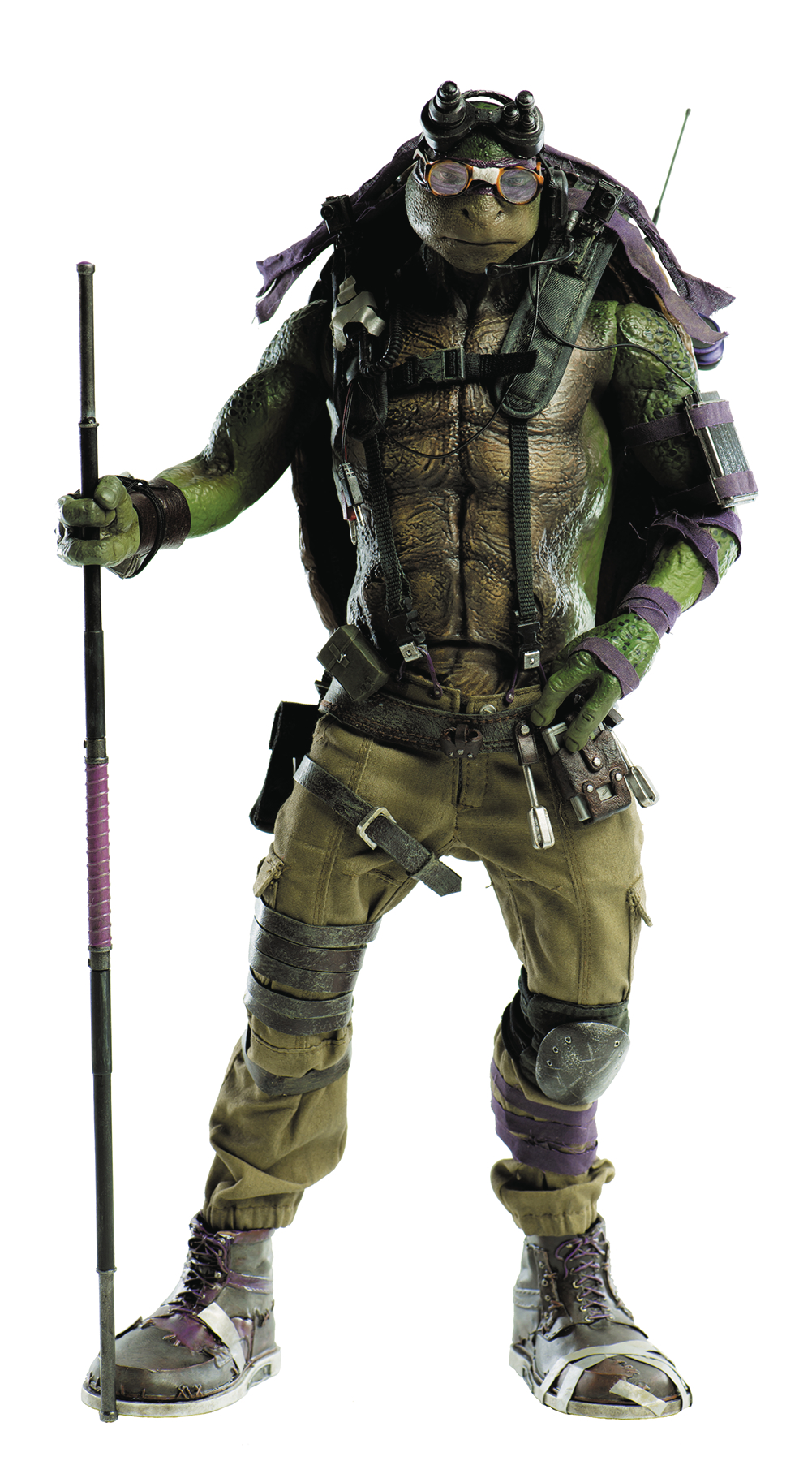 TMNT OUT OF THE SHADOWS DONATELLO 1/6 SCALE FIG