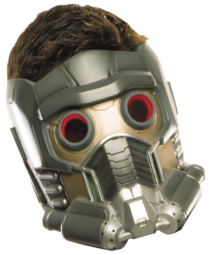 GRAND HERITAGE GOTG STAR-LORD HELMET MASK W/ LIGHTS