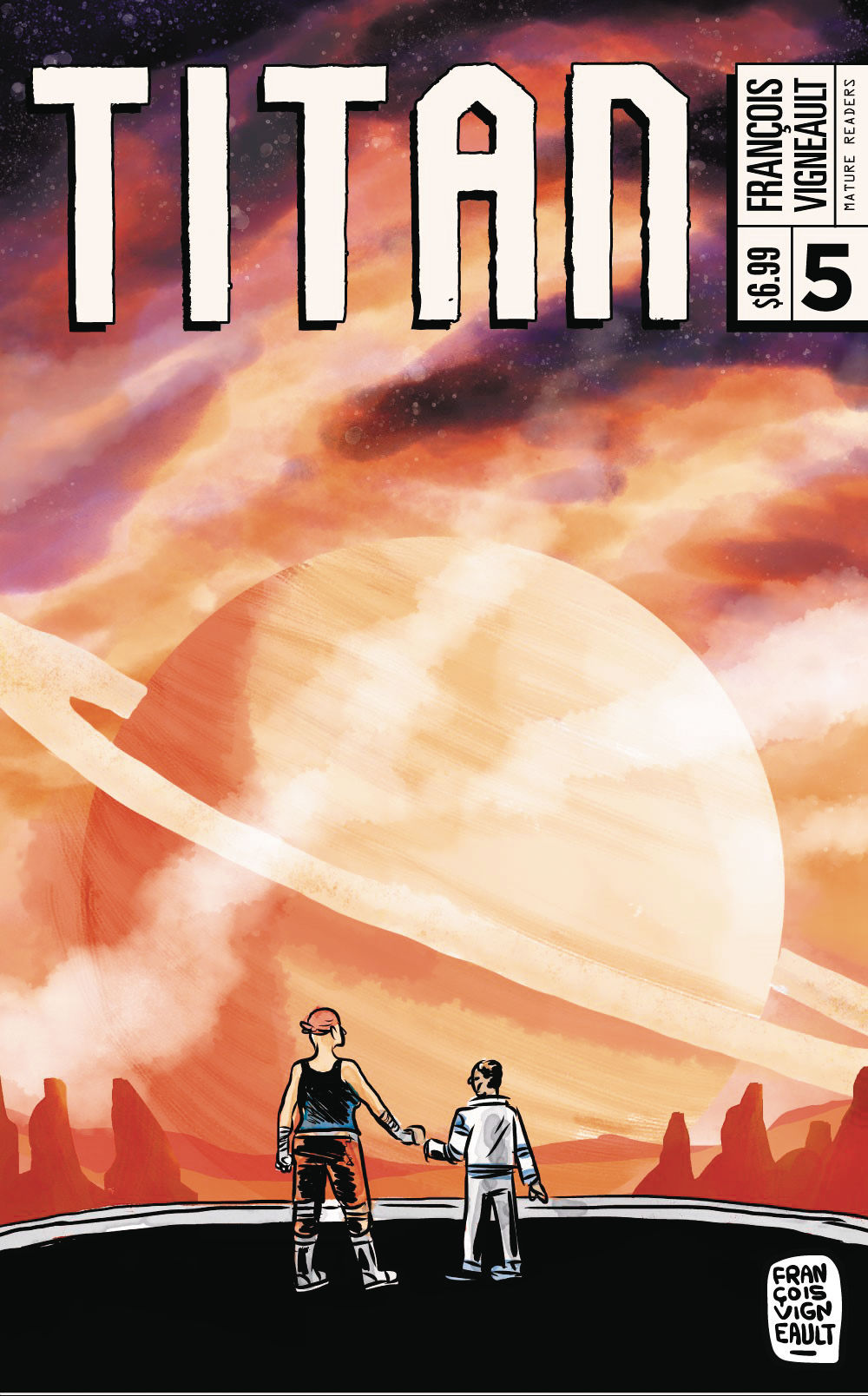TITAN #5