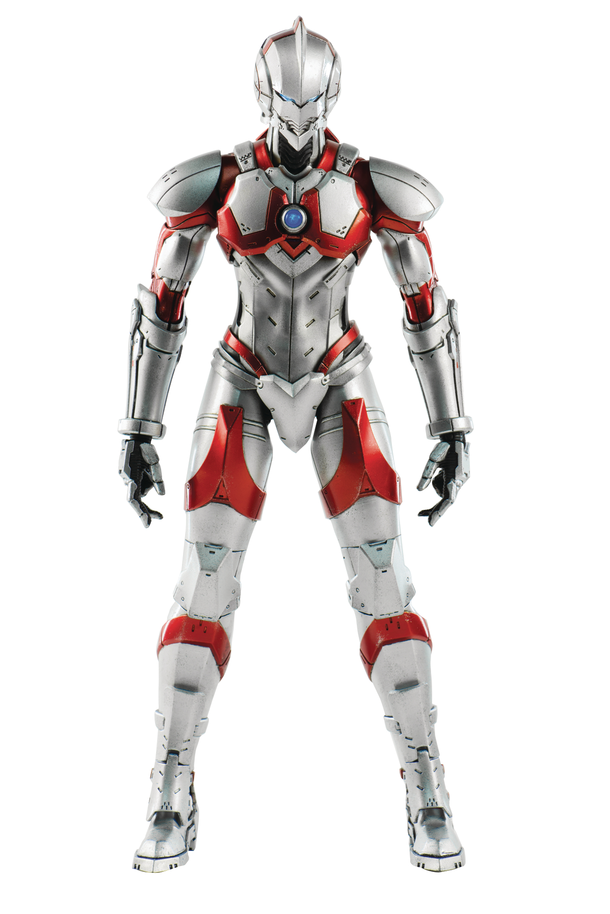 HEROS X THREEA ULTRAMAN SUIT 1/6 SCALE COLLECTOR FIG  (