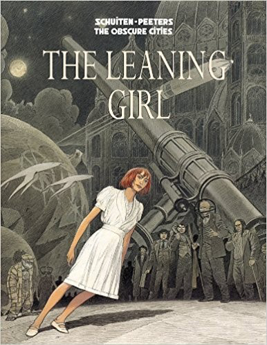 LEANING GIRL TP (IDW ED)