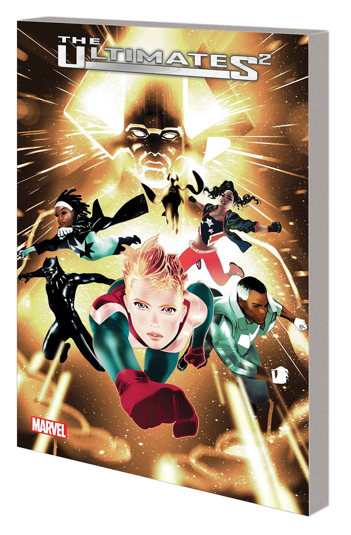 ULTIMATES 2 TP VOL 01 TROUBLESHOOTERS