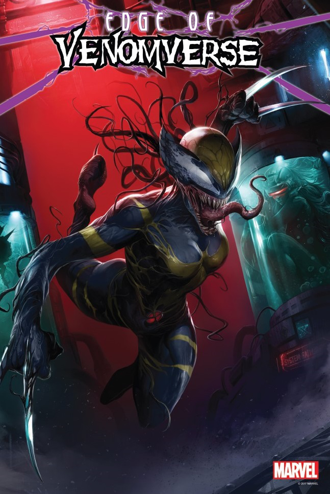 EDGE OF VENOMVERSE #1 BY MATTINA POSTER