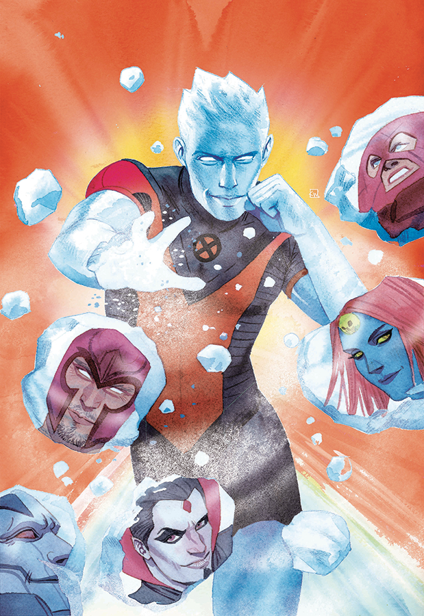 ICEMAN #1 BY WADA POSTER