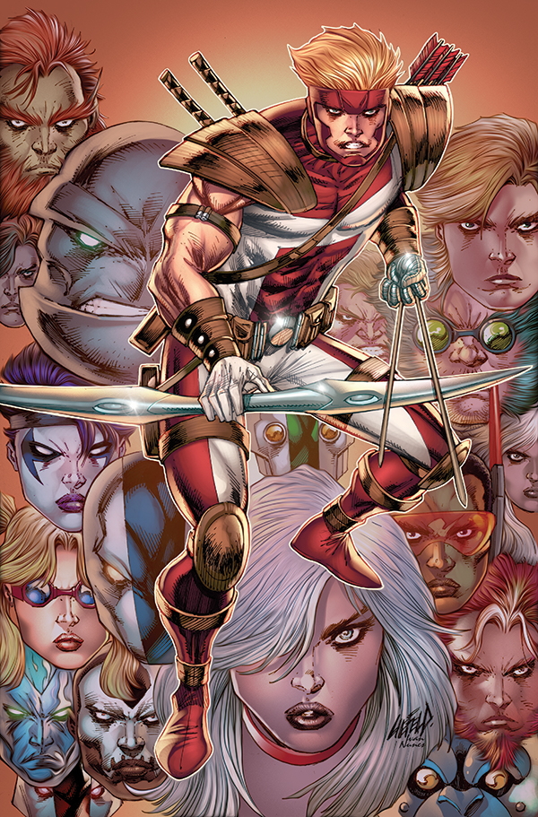 YOUNGBLOOD #1 CVR B LIEFELD
