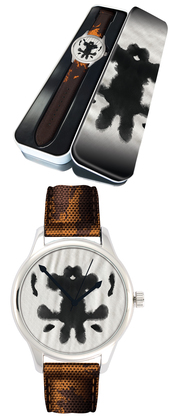 DC WATCH COLLECTION #14 RORSCHACH