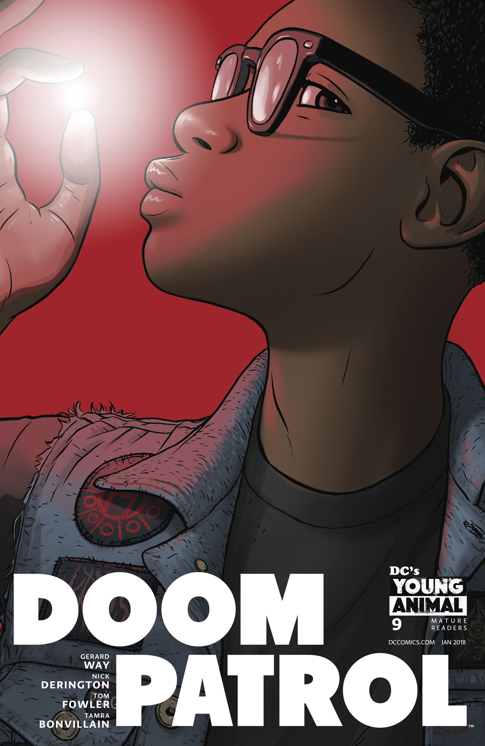 DOOM PATROL #9 (RES) (MR)