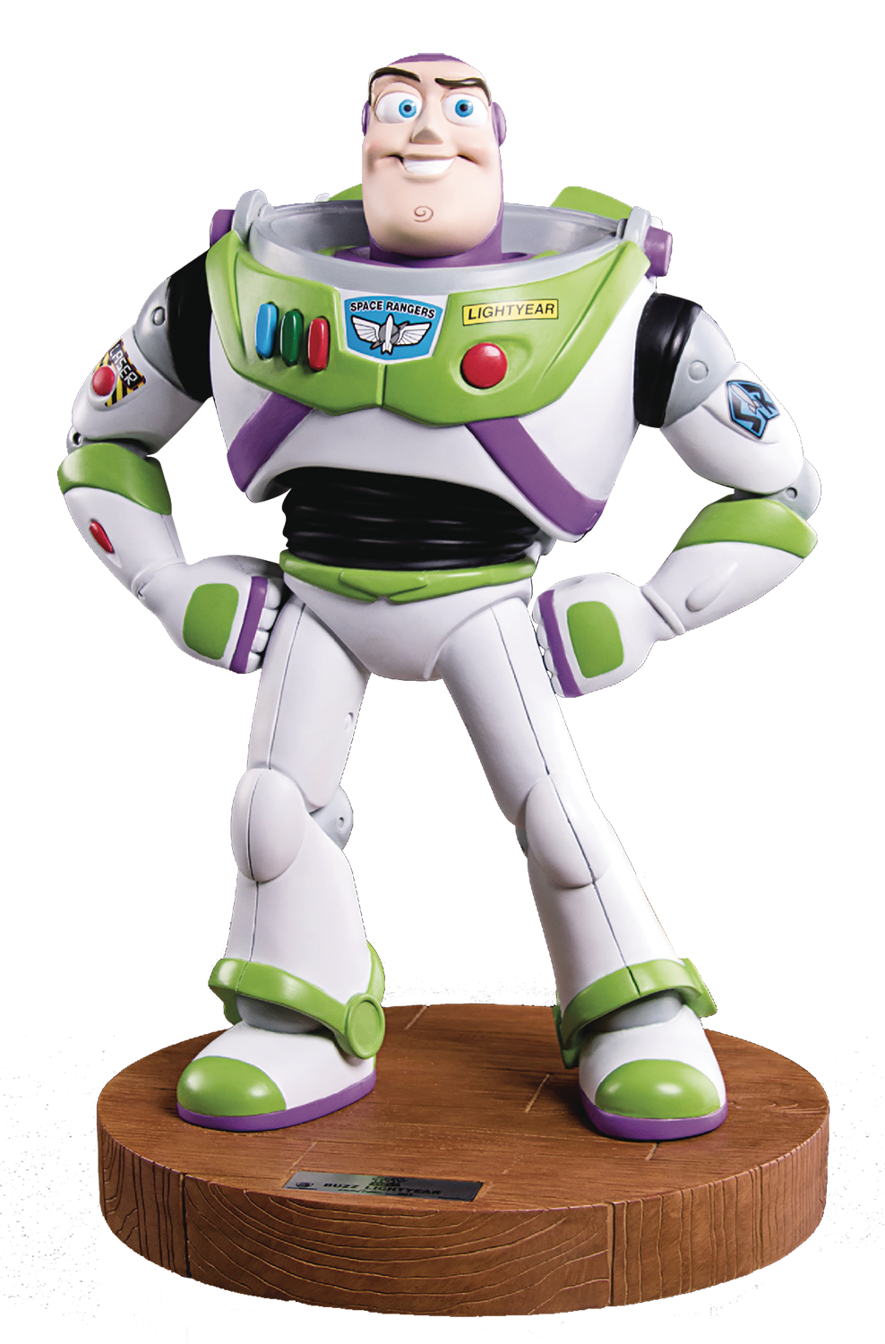 TOY STORY 3 MIRACLE LAND BUZZ PX STATUE