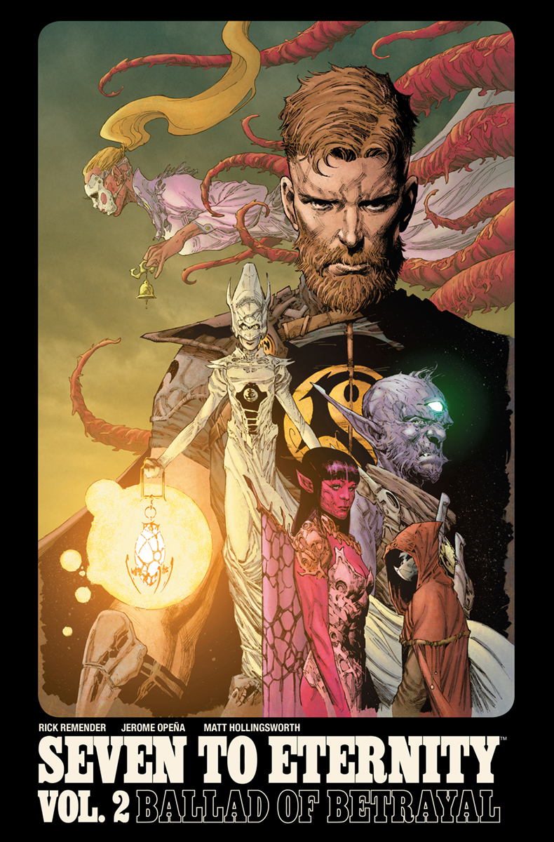 SEVEN TO ETERNITY TP VOL 02