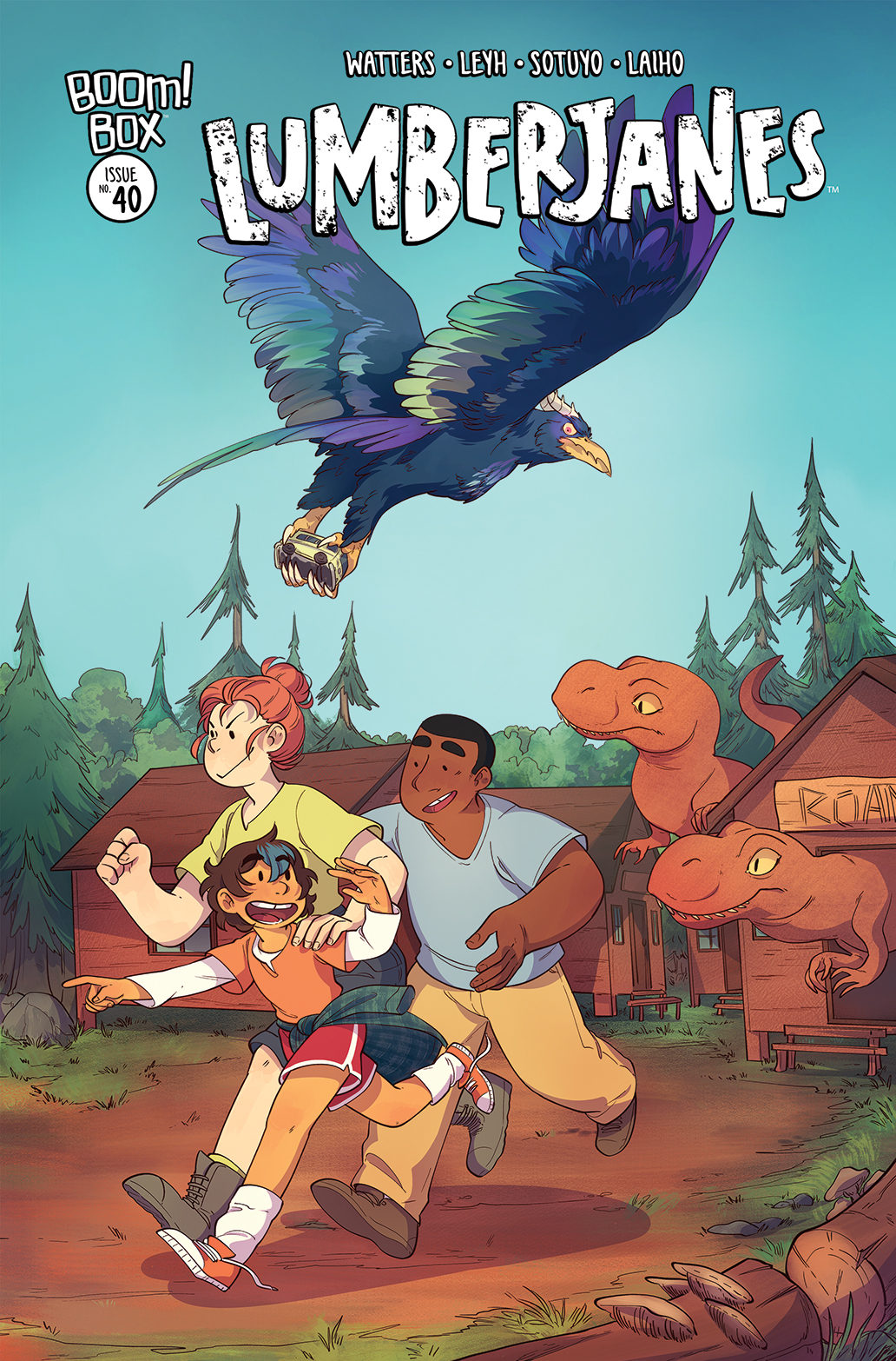 LUMBERJANES #40 SUBSCRIPTION SOTUYO VAR