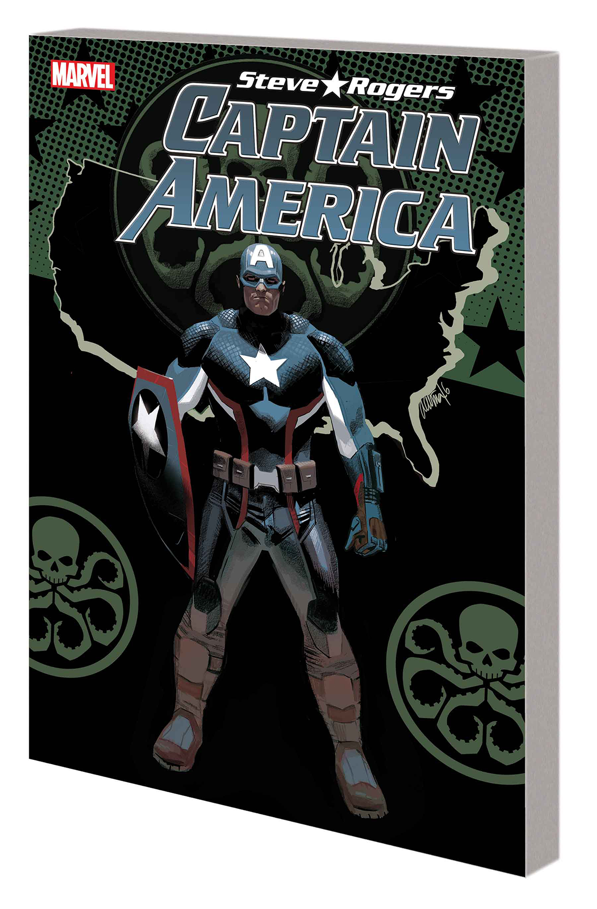 CAPTAIN AMERICA STEVE ROGERS TP VOL 03 EMPIRE BUILDING