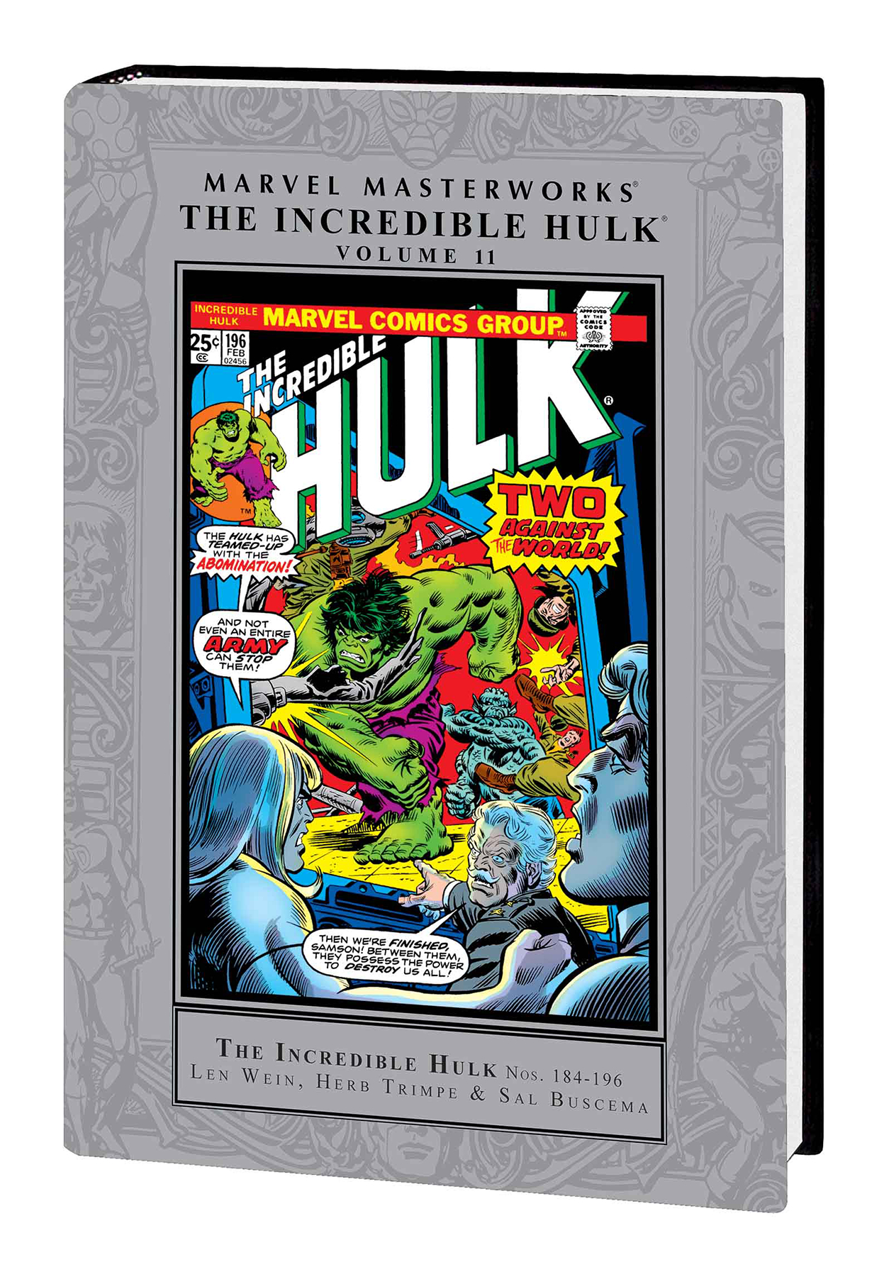 MMW INCREDIBLE HULK HC VOL 11