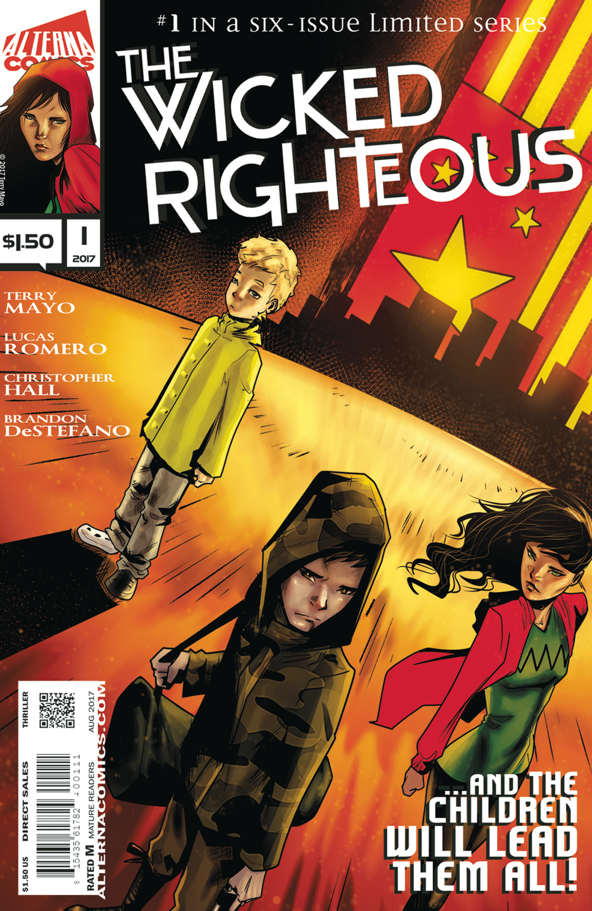 WICKED RIGHTEOUS #1 (OF 6) (MR)