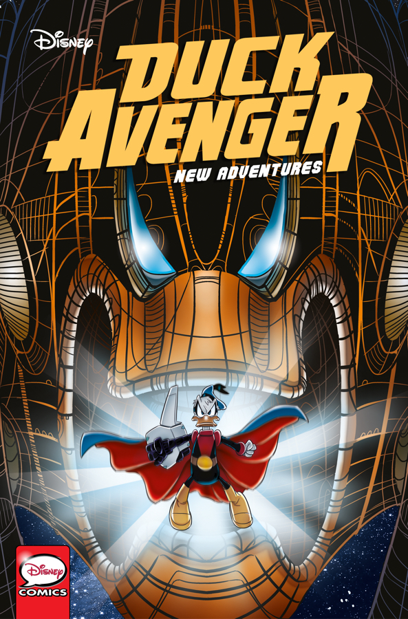 DUCK AVENGER NEW ADVENTURES TP BOOK 02