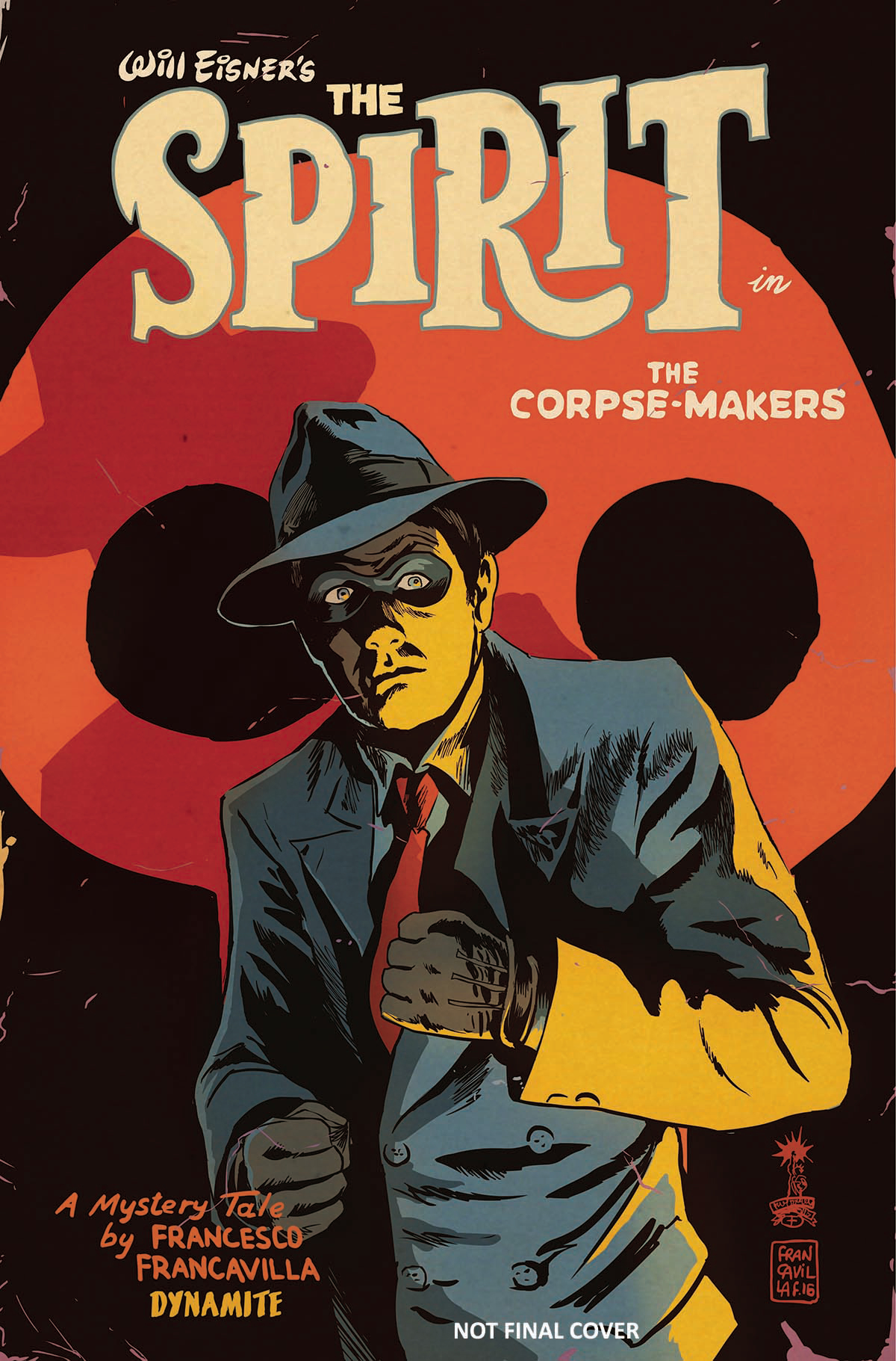WILL EISNER SPIRIT CORPSE MAKERS HC