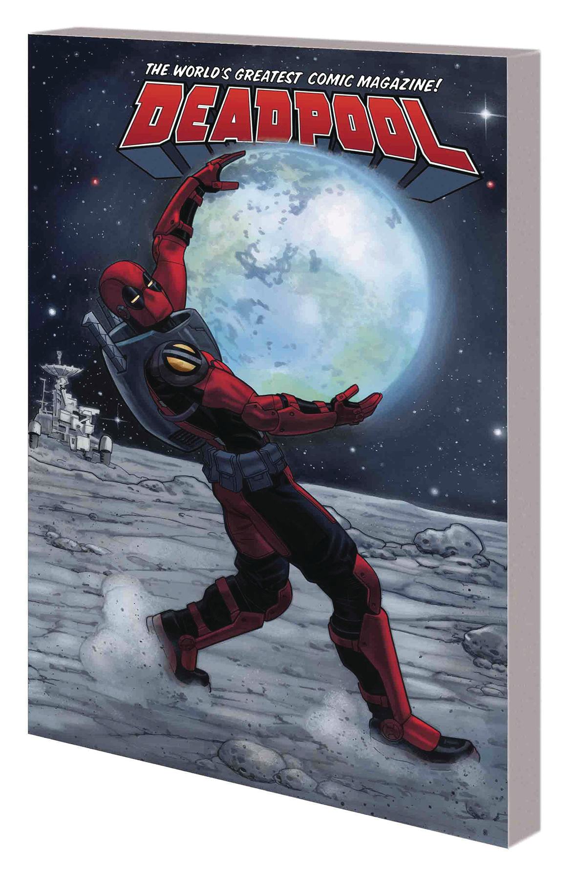 DEADPOOL WORLDS GREATEST TP VOL 09 DEADPOOL IN SPACE