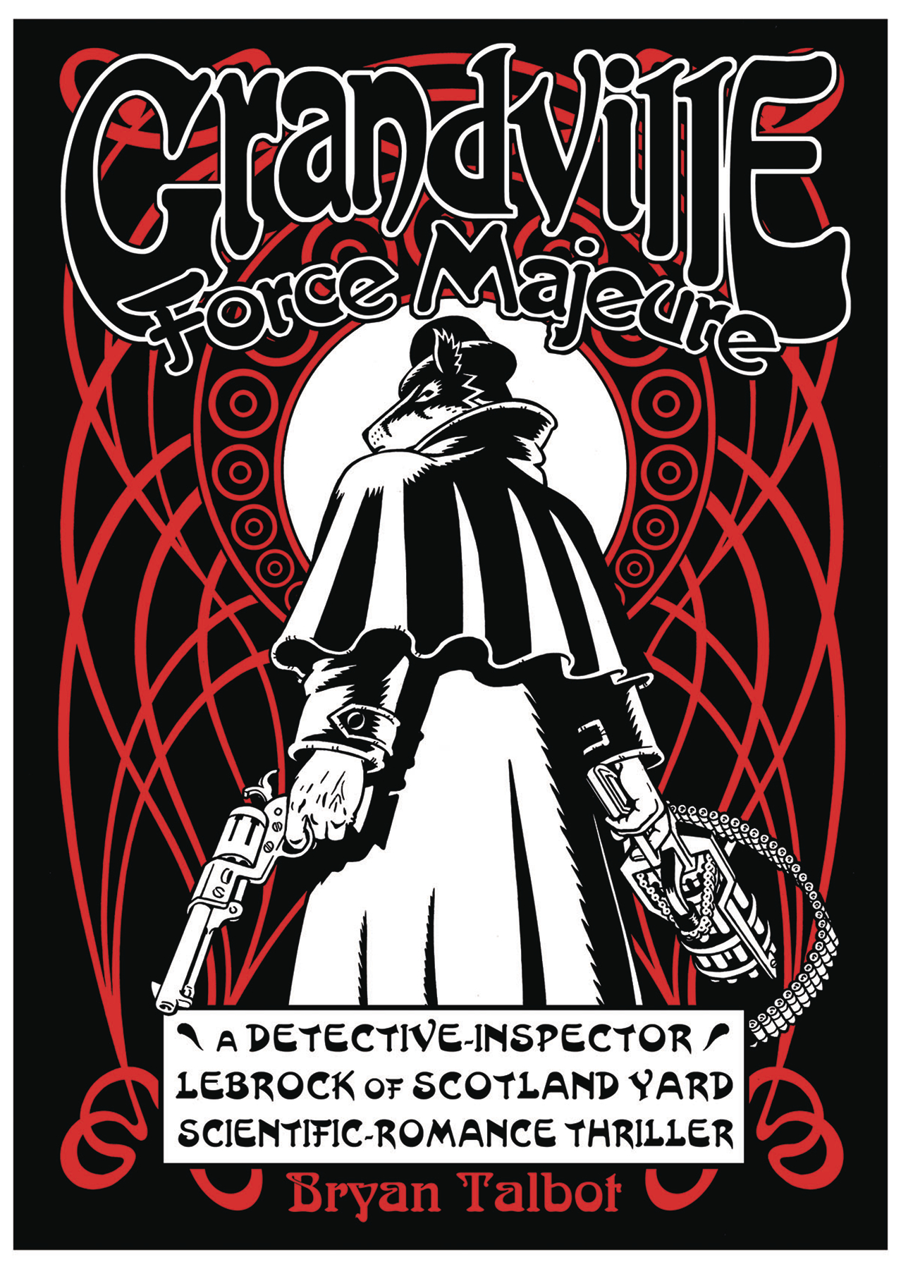 GRANDVILLE FORCE MAJEURE HC